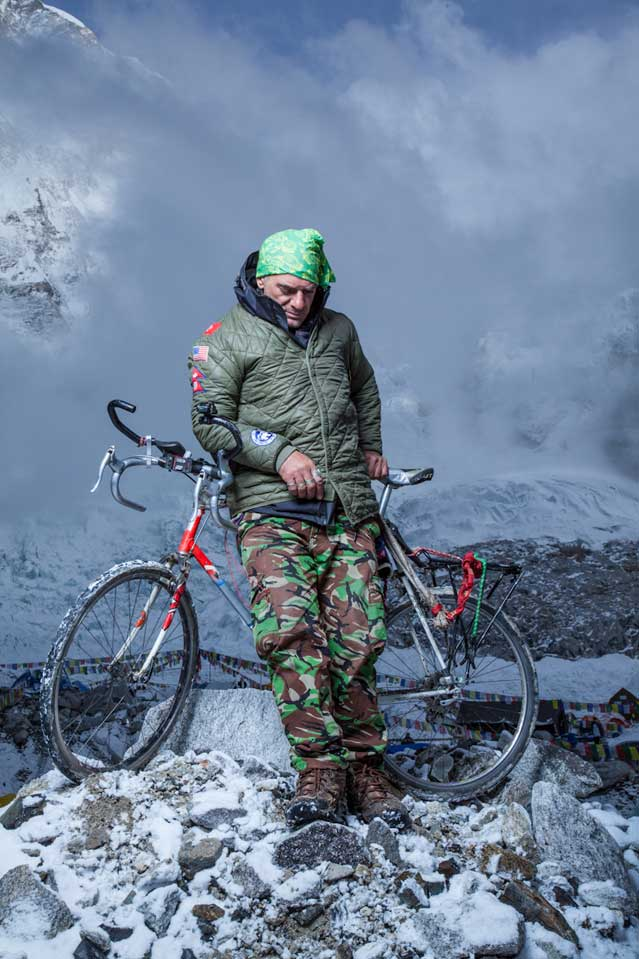 Aydin irmak – riding everest 1