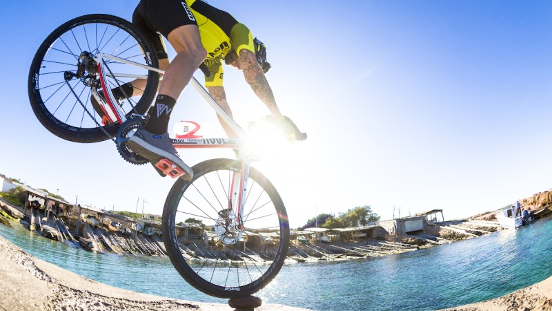 Video: David Cachon en Formentera Gravel Kingdom