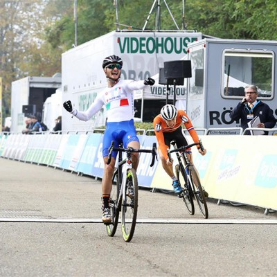 Coppa del Mondo CICLOCROSS: L'under Bertolini riparte dalla vetta