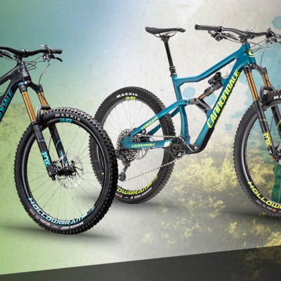 Video: Cannondale Jekyll & Trigger Launch