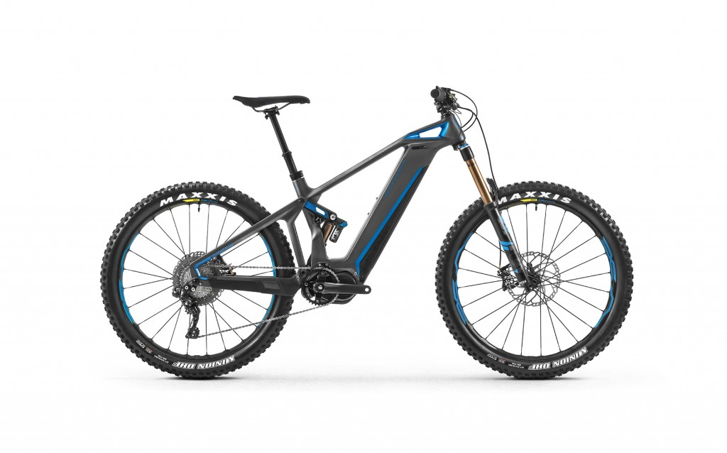 New e-Crusher Carbon 2018