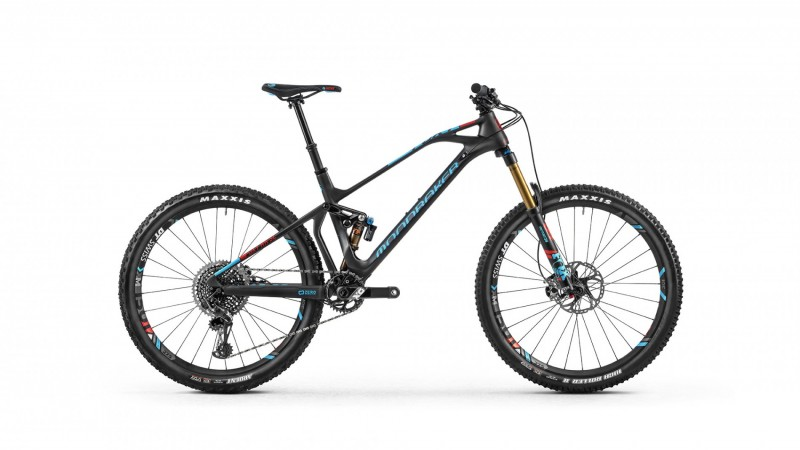 NEW FOXY CARBON – THE BIKE. Discover the new Mondraker 2018