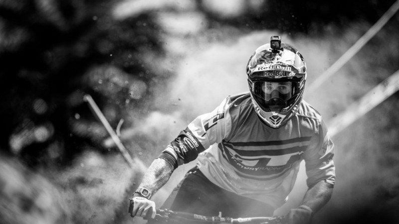 Photo: GT Bicycles Crew during the Rotorua Crankworx festival