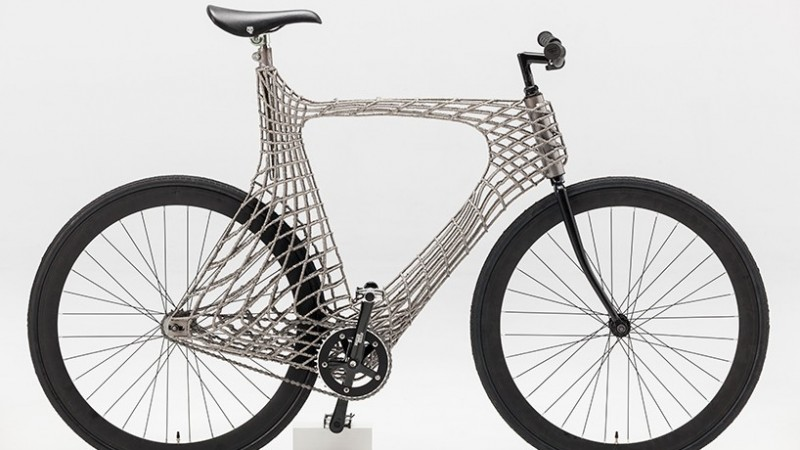 Arc Bicycle | 3D-Printing stainless steel