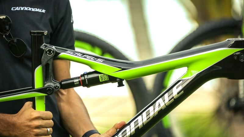 Cannondale Scalpel Si Bike Launch, Riva del Garda – Italy