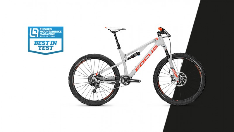 FOCUS SPINE La migliore tra le trail bike!