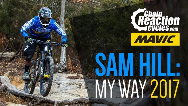 Video: Sam Hill – My Way