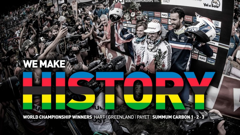 2016 MONDRAKER DH SEASON RECAP-WE MAKE HISTORY