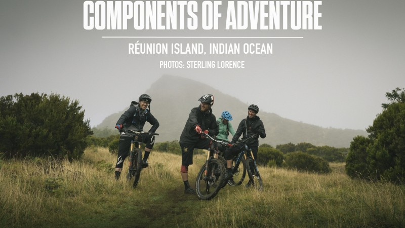 Video: Components of Adventure, Reunion Island
